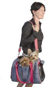 Hundetragetasche