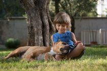 Kampfhunde und Kinder - eine gefährliche Kombination?